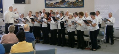 The Ecumenical Cantata Choir
