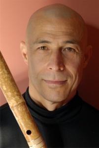 Australian shakuhachi master, Riley Lee.