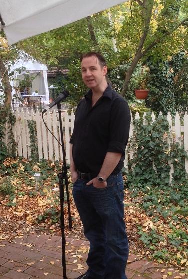 Director Derek Walker