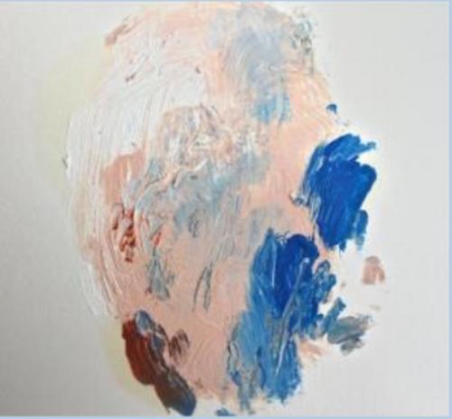A work by Zoya Godoroja-Prieckaerts