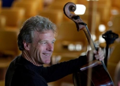 Cellist David Pereira