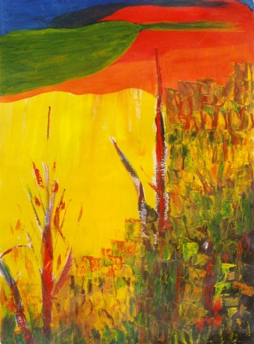 A work by Ann Gould