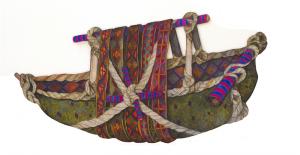 Canopy boat, Jenny Manning, 2014