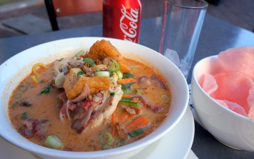 Asian Noodle Cafe laksa