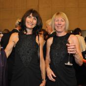 Fiona Blackwell and Elaine Ninihan