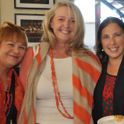 Judy Waters, Carol Scott and Cindy Young
