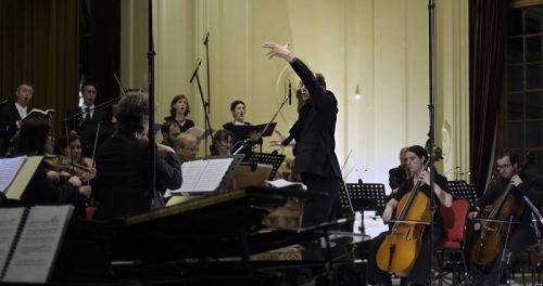 Roland Peelman conducts Bach