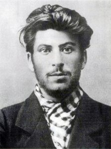 Young Joe Stalin… just like any inner-north hipster.