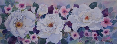 White Roses, Isla Patterson
