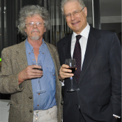 Alan Gould and Richard Refshauge