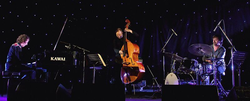 The Alister Spence Trio