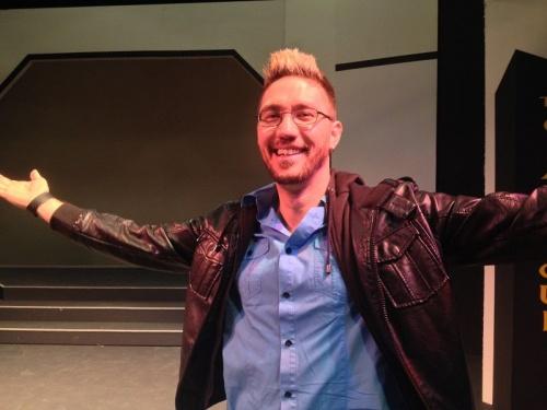 Director-choreographer Jordan Kelly