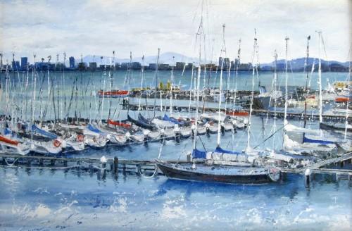 A work by Ruth Dodd, at Strathnairn