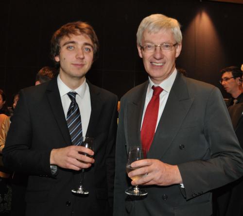Vinvent Dubail and John Tuckwell