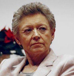 Prof Françoise Barré-Sinoussi.