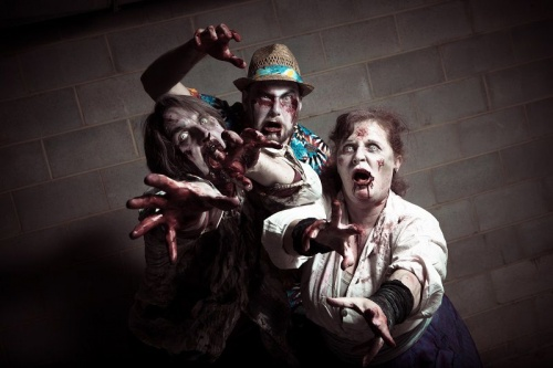 Zombsical, photo courtesy of Impro Melbourne