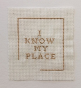 Dale Harding - 'I know my place' 2012