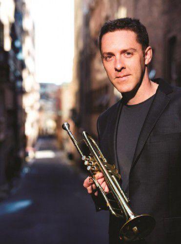 Trumpeter David Elton