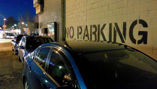 cap street parking