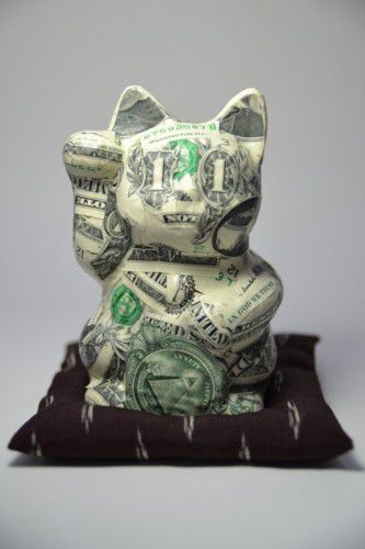 Michele England 'Maneki Money Neko'