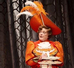 Nancye Hayes as Lady Bracknell