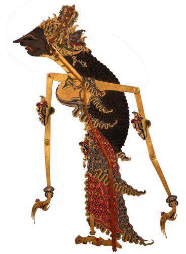 Wayang Kulit Queen