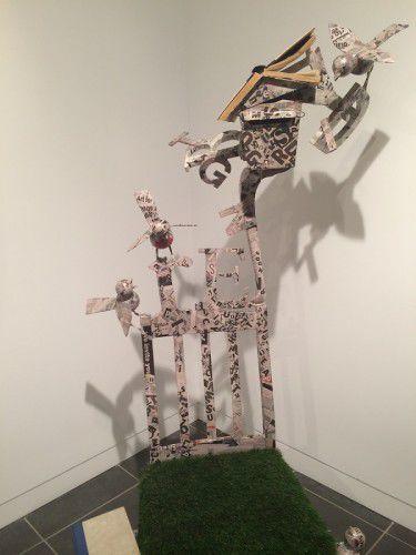 """Sonja Kalenjuk's  """"RE-Chair"""""""