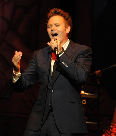 CAPO patron Paul McDermott