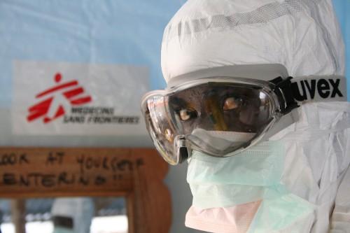 msf ebola
