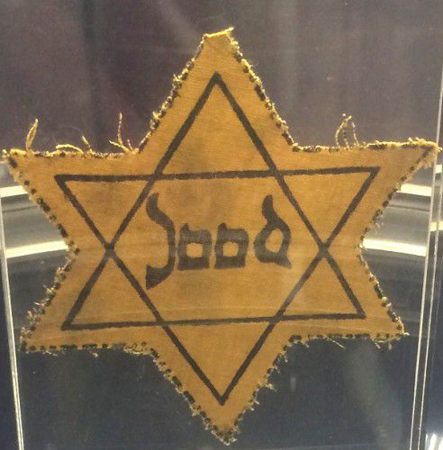 Thread Jews Yellow Star Of David 100
