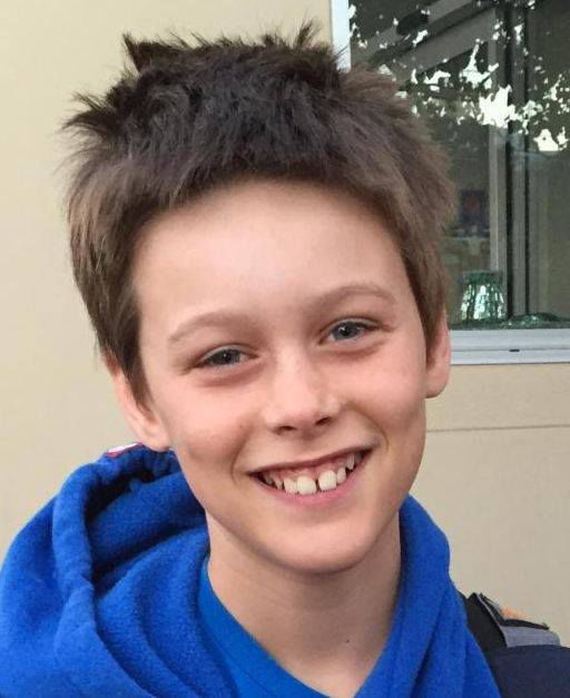 Assistance to help locate a missing 11 year old boy from amaroo