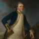 Portrait of Captain James Cook RN, 1782, oil on canvas (116.2 x 140.0 cm) by John Webber R.A.