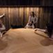 "Dancer Alison Plevey… preparing for a new multimedia dance performance called ""Work It""."