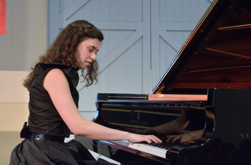CIMF 2015. Concert 5. Beethoven a piano for life 4.  Maria Mazo