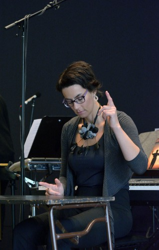 CIMF 2015. Concert 23. World of Glass.  Claire Edwardes