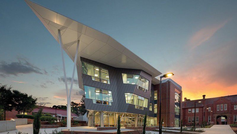 A new canberra emerging in architecture entries for Architecture firms canberra