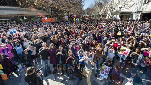 marriage equality rally