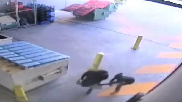 bag snatch