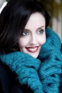 Irish singer Carmel Conway.