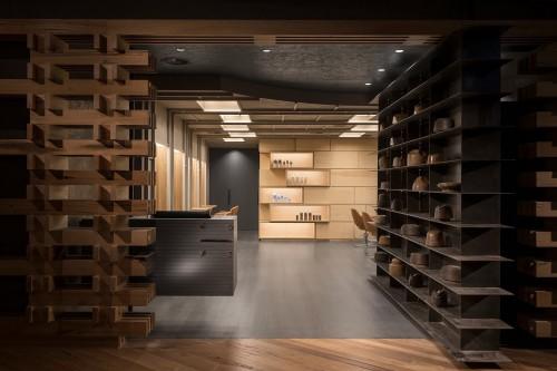 Roji Salon by Craig Tan Architects, photo by Jaime Diaz Berrio