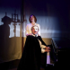 Amanda Bishop and Phil Scott sing 'Rudd Never Dies'