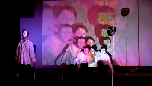 """""""Clone"""", a surreal show with a """"rock-concert feel""""... at Daramalan Theatre, October 21-24."""