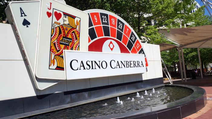 Canberra poker room
