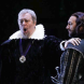 Ferruccio Furlanetto as the King and Jose Carbo as Marquis de Posa, in 'Don Carlos' photo Jamie Williams
