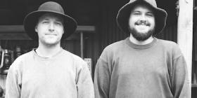 Tom, left, and Dan Skeehan