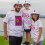 """James, Ava and Tegan Bancroft… """"Ava's recovery was unbelievable. After 24 hours she was up and walking,"""" says James. Photo by Andrew Finch"""