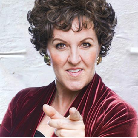 Queenie as Jan van de Stool
