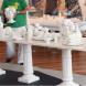 The inedible Yonetani banquet table