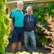 """Trevor Fuller, left, and Greg McGuirk... """"We love maples and have found that they're more hardy than people think."""""""