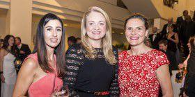 Emma Knieriem, Melissa Cabban and Suzanne Schultz